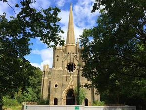 Cemetery Chapel to be re-opened..............